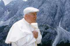 POPE DIES