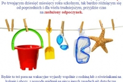 Child's summer toys on clothesline against white background
